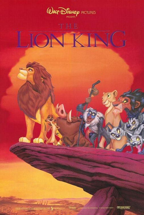 who voiced the characters in the lion king
