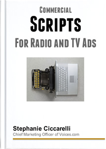 Commercial Scripts For Radio & TV Ads
