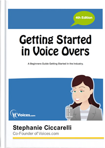 Getting Started in Voice-Overs