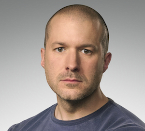 Apple SVP Design Sir Jony Ive