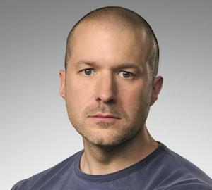 Apple SVP Design Sir Jony Ive