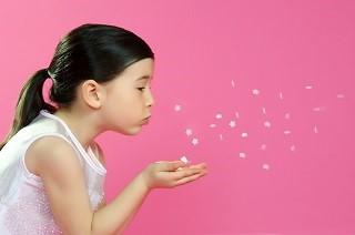 Whimsical child