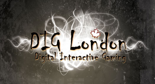 DIG London, Digital Interactive Gaming Conference