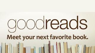 Goodreads logo, 320 pixels