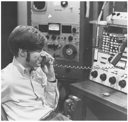 Larry Wayne Radio Days 1968
