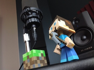 Microsoft Minecraft Acquisition Opens Up Audio Opportunities
