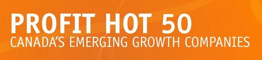 Profit Hot 50 Banner