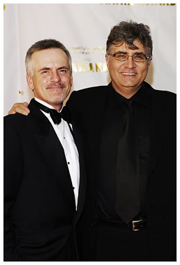 Rob Paulsen and Maurice LaMarche