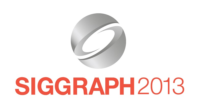 SIGGRAPH 2013 Logo