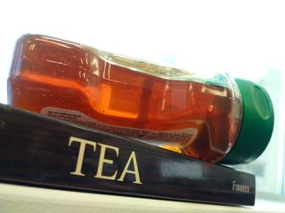 Tea book and honey