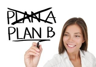 Woman Plan B