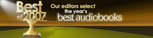 Audibles Best Audiobooks of 2007
