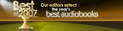 Audibles Best Audiobooks of 2007