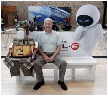Ben Burtt Wall-E