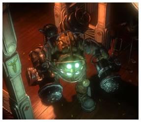 BioShock Character