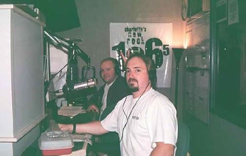 Bob Bair and Jon Wilson