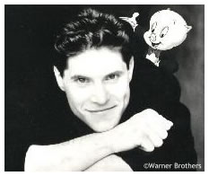 Bob Bergen and Porky Pig