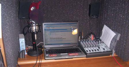 Bobbin Beam Studio - Before