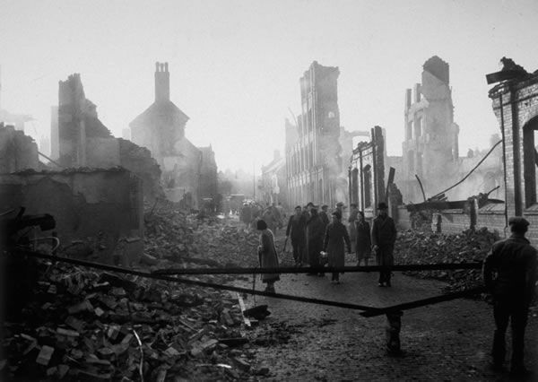 Britain At War Rubble