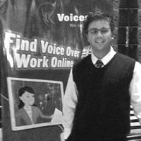 Brogan Wilson Voices.com Mixer