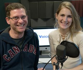 Carmi Levy and Stephanie Ciccarelli, Vox Talk co-hosts, Voices.com