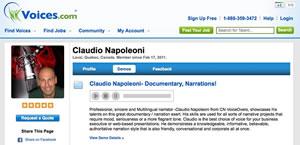 Claudio Napoleoni profile image