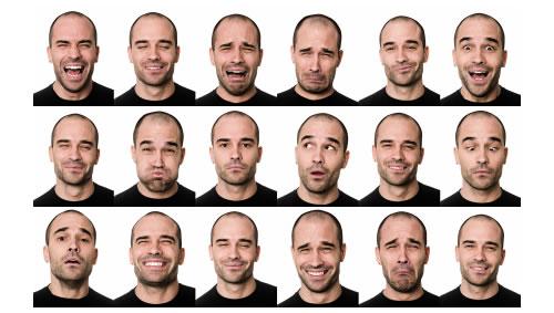 Comedy actor faces