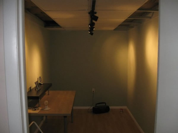Nearly finished home recording studio