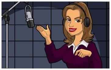 Debbie Munro cartoon
