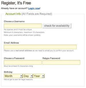 Digg - Register FREE at Digg.com
