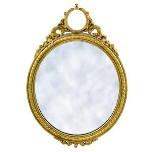 Empty mirror