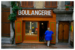 French Bakery Boulangerie