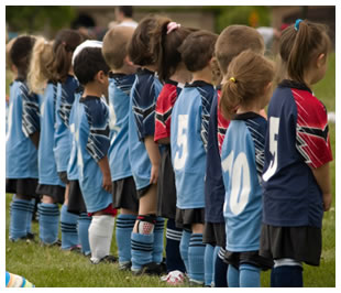 Future soccer stars