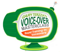 Gary Terzza voice-over masterclass