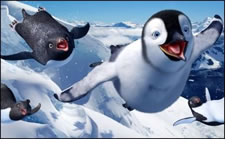 Happy Feet Voice Actors