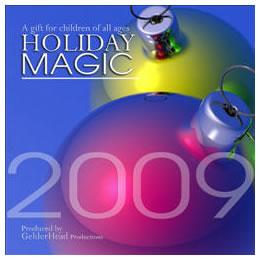Holiday Magic CD 2009