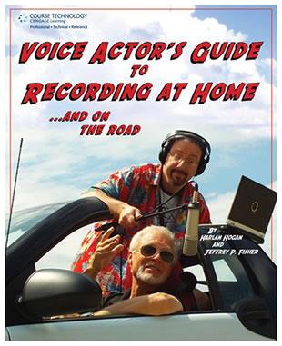 Harlan Hogan book cover audio recording