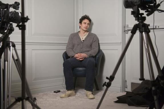 James Franco, WordTheatre Interview