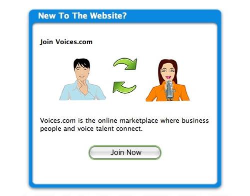 Join Voices.com