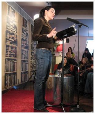 Julianna Margulies, WordTheatre