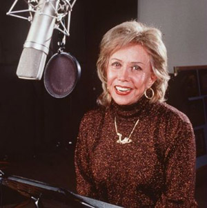 June Foray wins Emmy Award