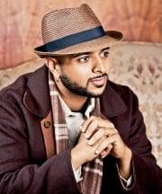 Kabir Singh, voice actor, poet