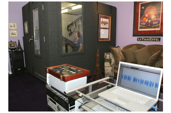 Home Recording Studios | Home Studio - Audio Recording Equipment ...