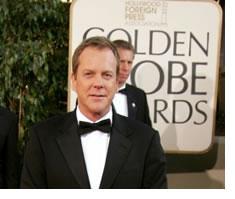 Kiefer Sutherland Golden Globes