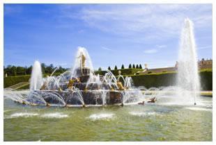 Latona Fountain at Versailles