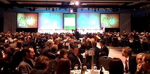 26th Annual Business Achievement Awards in London, Canada