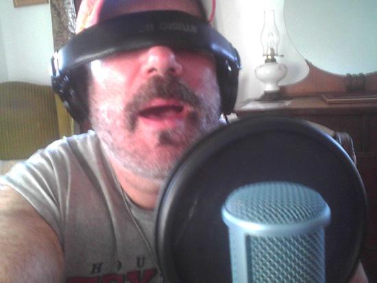 Markham Anderson, voice actor