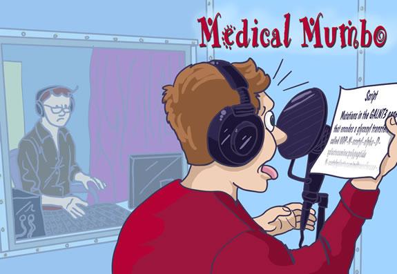 Medical Mumbo workshop image, Julie Williams