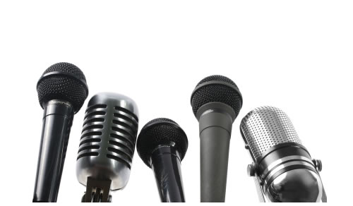 Microphones for Interviews
