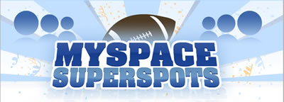 MySpace Superspots